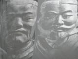 Terracotta Warriors at the Asian Art Museum