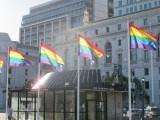 Civic Center Plaza Pride