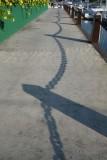 El Cid Marina Beach Shadows