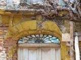 Centro Histórico Door Detail