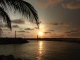 El Cid Marina Beach Sunset