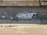 Playa Sabalo Graffiti