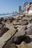 Playa Pato Blanco Rocks