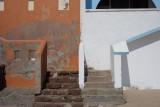 Playa Pato Blanco Stairs