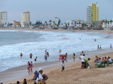 Friday Evening along the Malecon