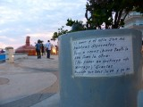 Malecón Street Poetry