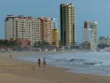 A Walk on Playa Escondida