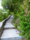 El Faro Lighthouse Steps