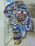 Av del Mar Street Art