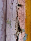 Village of Malpica Wall Detail