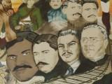Concordia Mural of Important Dudes