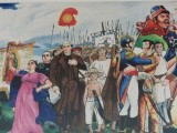 Concordia Mural of Important Historical Events