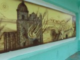Concordia Town Square Fire Mural