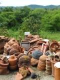 Rural Pottery Shop