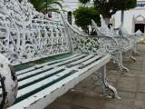 Concordia Mexico Town Square Benches