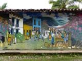 Copala Mexico Mural