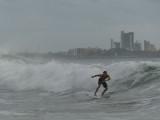 Playa Bruja Surfer
