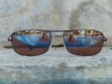 Mayan Palace Pool Sunglasses Reflection