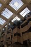Rincon Center Rain Column