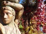 Moshin Vineyards Statue