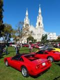 Washington Square Ferraris