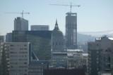 Civic Center Cityscape
