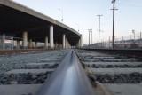 Caltrain Southbound Tracks