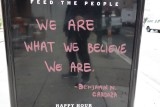 We are what we belive we are