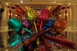Tulips Sculpture at the Wynn