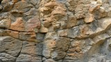 Glass Beach Rock Formation