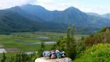 The Pandafords visit Hanalei Valley