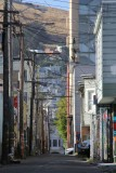 Mission District Alleyway
