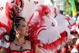 2014 San Francisco Carnaval Festival Dancer