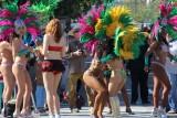 San Francisco Carnaval Festival Dancers