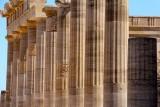Lindos Acropolis Columns