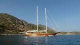 Zeus Moored at Knidos Bay