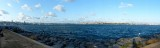 Bosphorus Strait Panorama