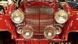 1933 Lincoln KB Custom Dietrich Convertible Sedan