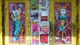 Frenchmen Street Clown Doors