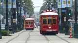 Canal Street Street Cars