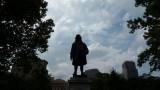 Benjamin Franklin Statue, Lafayette Square