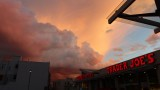 Trader Joe's Sunset