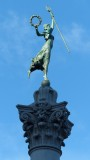 The Goddess of Victory statue
