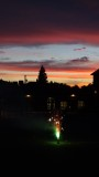 Medford 4th of July Sunset