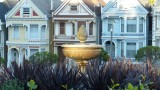 Alamo Square Fountain