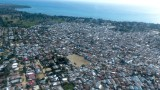 Stone Town from the air