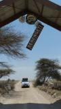 Serengeti National Park Gate
