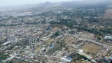 Arusha from the air