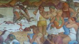 Beach Chalet Mural