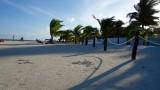 Mayan Beach Shadows